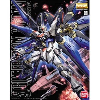 Master Grade Strike Freedom Gundam Box
