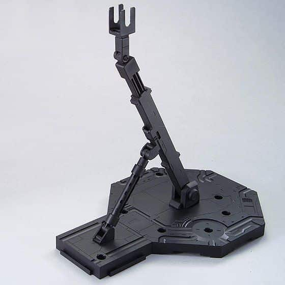 Black Action Base 1 Pose 1