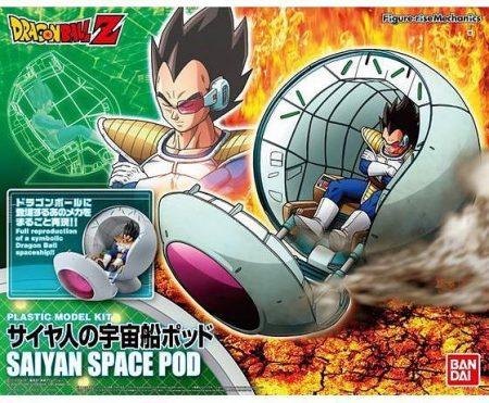 Saiyan Space Pod Figure-Rise Box
