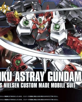 High Grade Sengoku Astray Gundam Box