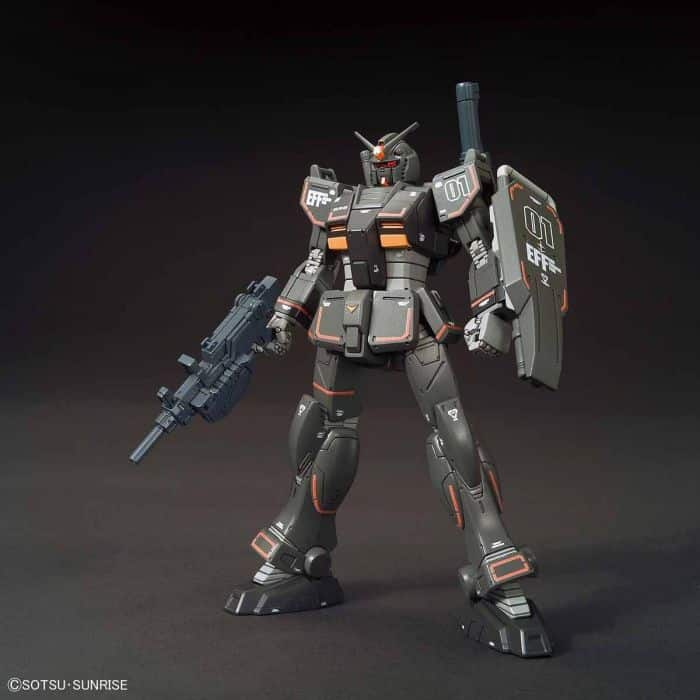 Gundam Local Type (North American Front) Pose 1