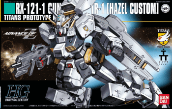 High Grade RX-121-1 Hazel-Custom Box