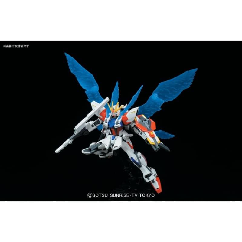 Star Build Strike Gundam Plavsky Wing Pose 3
