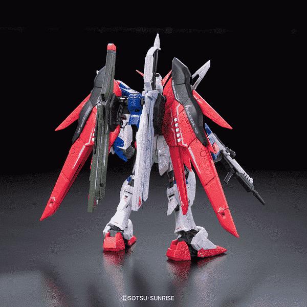 Real Grade ZGMF-X42S Destiny Gundam Pose 2