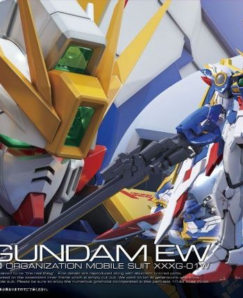 Real Grade XXXG-01W Wing Gundam Box