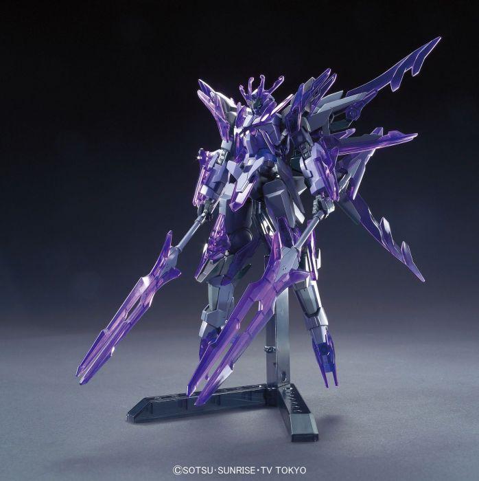 Transient Gundam Glacier Pose 1
