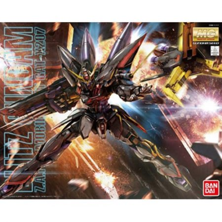 Master Grade Blitz Gundam Box