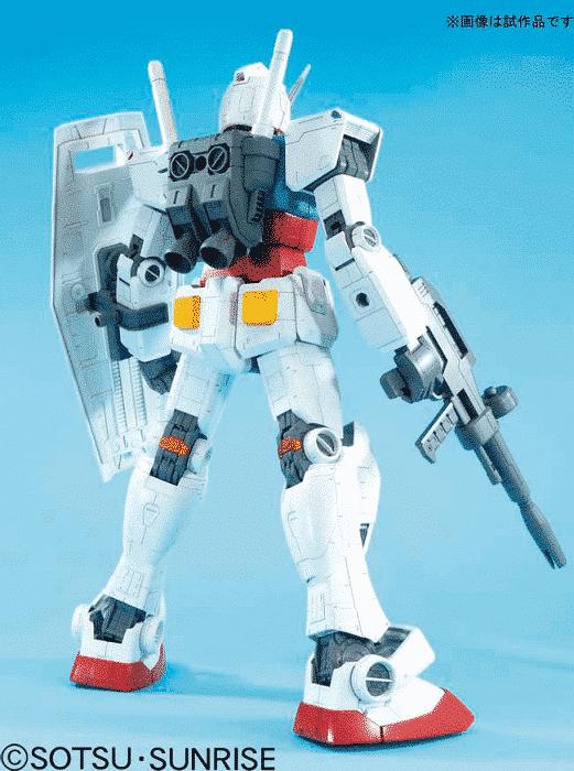 Mega Size Gundam Rx-78-2 Pose 2