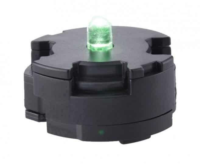 Lighting Unit 02 LED Type (Green) Pose 1