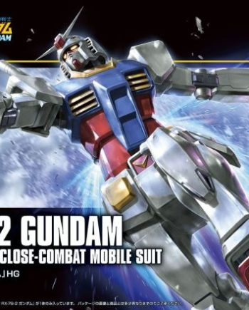 High Grade RX-78-2 Gundam Box