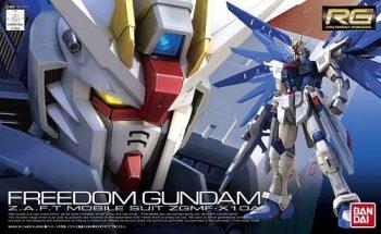 Real Grade Freedom Gundam