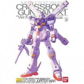 Master Grade Crossbone Gundam X1 Ver. Ka Box