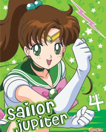 Sailor Jupiter Wall Scroll