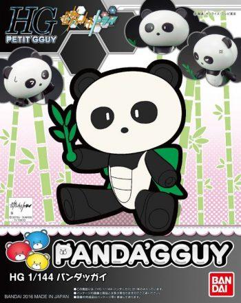Gundam Petit'Gguy Panda'Guy Box