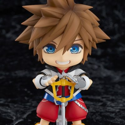 Sora Nendoroid Pose 1