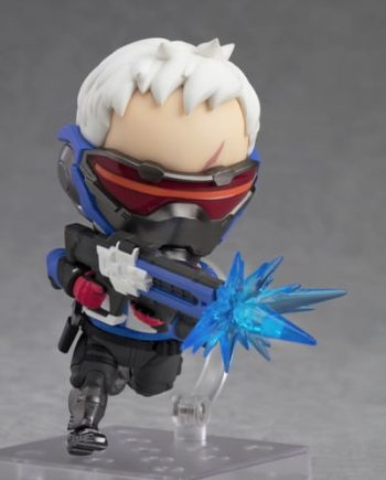 Soldier 76 Nendoroid Pose 1