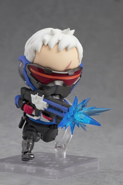 Soldier 76 Nendoroid Pose 1