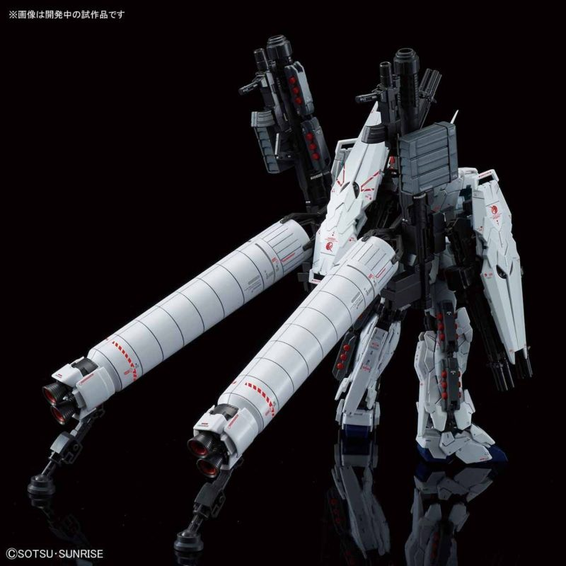 Real Grade Full Armor Gundam Unicorn Pose 2