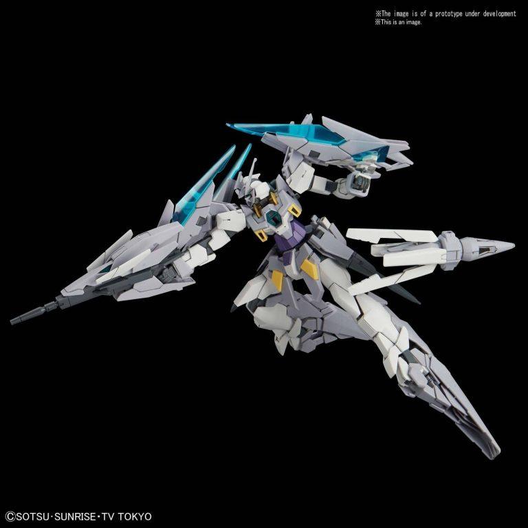 Gundam Age II Magnum (SV Ver.) Pose 1