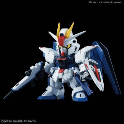 SDGCS Freedom Gundam Pose 1