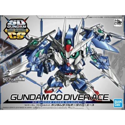 SDGCS Gundam 00 Diver Ace Box