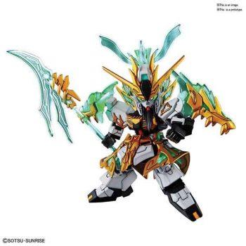 Guan Yu Yun Chang Nu Gundam Pose 1