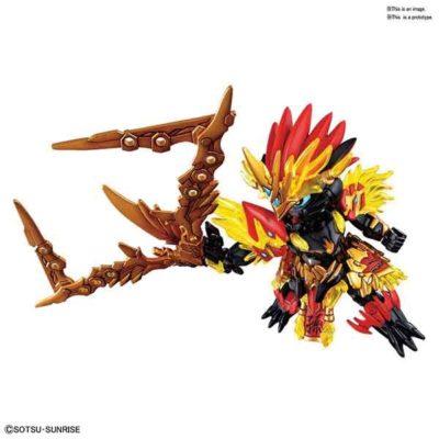 Sun Jian Gundam Astray Pose 1