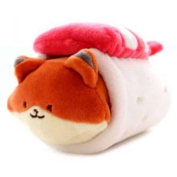 Anirollz - Foxiroll Plush w/ Sushi Blanket (Small)