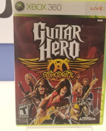 Guitar Hero Aerosmith Cover