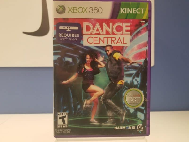 Dance Central Front Cover
