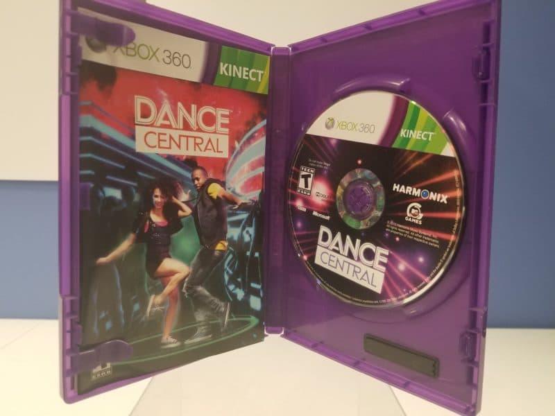 Dance Central Disc