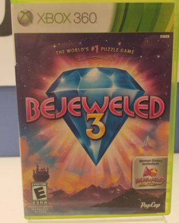Bejeweled 3 Front Cover
