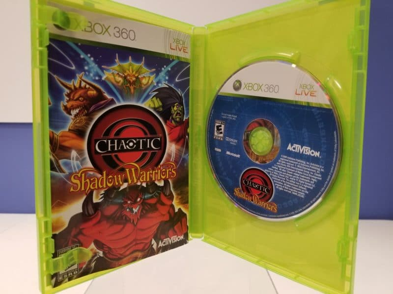 Chaotic Disc