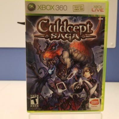 Culdcept Saga Front Cover