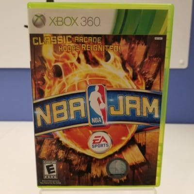NBA JAM Front Cover