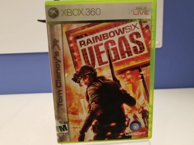 Rainbow Six - Vegas Front Cover