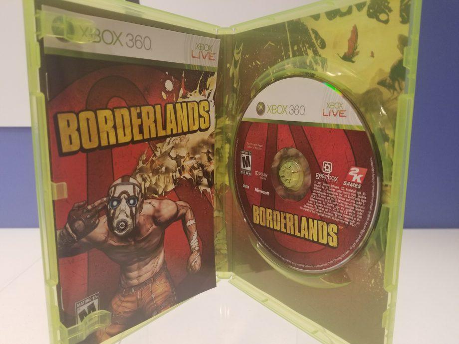 Borderlands Disc