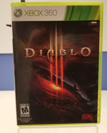 Diablo III Front Cover
