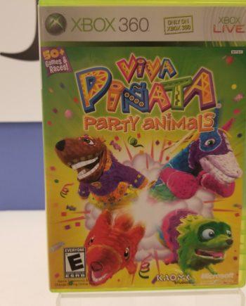 Viva Piñata Front Cover