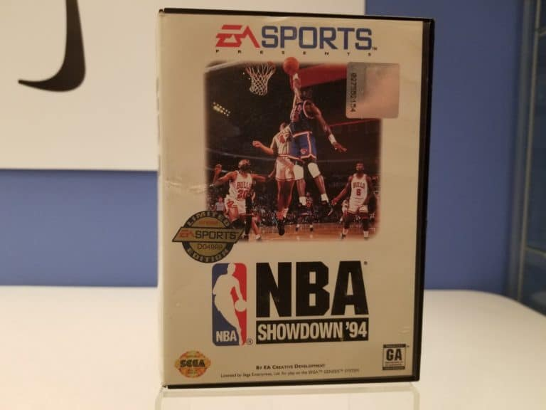 NBA Showdown Front Cover