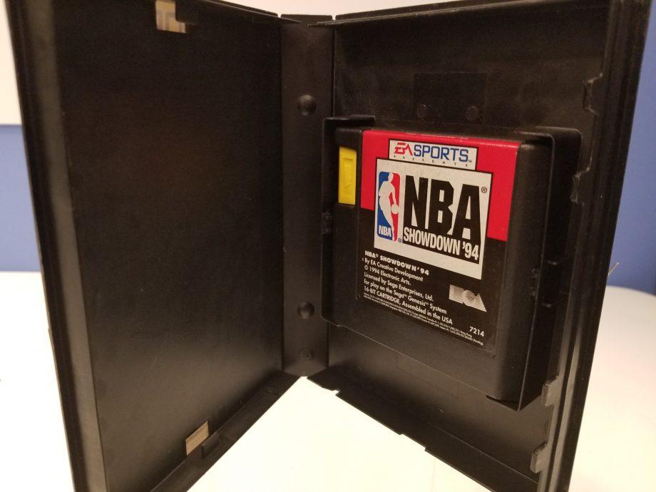 NBA Showdown Cartridge