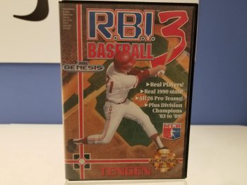 BRI Baseball 3 Front Cover
