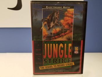 Jungle Strike Front Cover