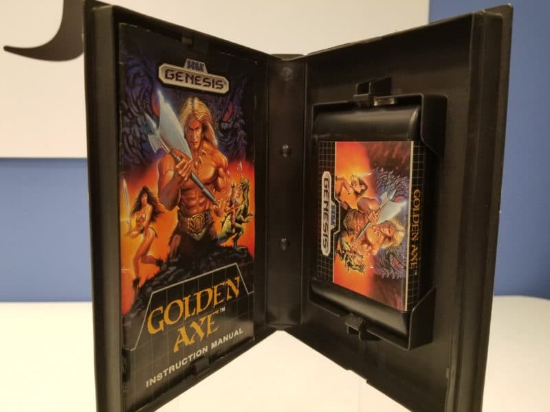 Golden Axe Cartridge