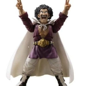 Mr. Satan S.H. Figuarts Pose 1