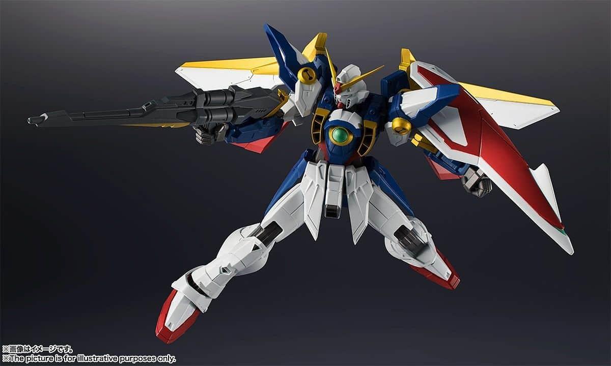 Gundam Universe Wing Pose 2