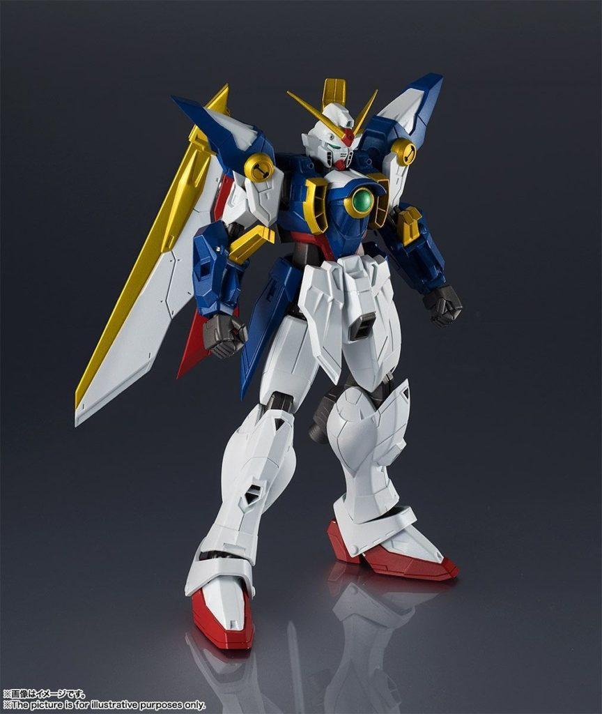 Gundam Universe Wing Pose 1