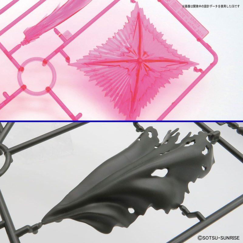 Crossbone Gundam X1 Parts 1