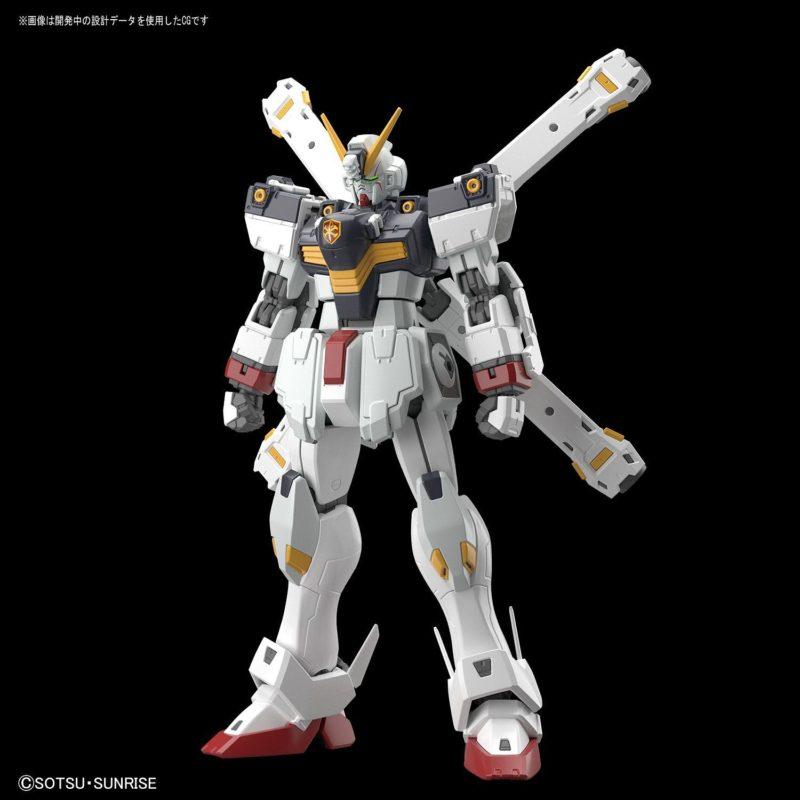 Crossbone Gundam X1 Pose 2