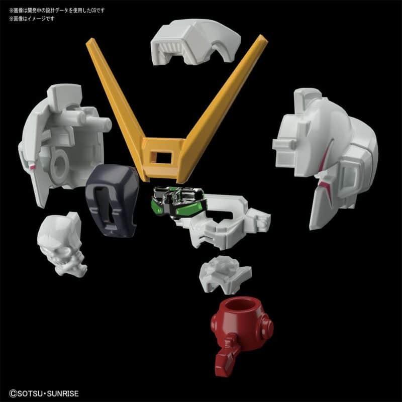 Crossbone Gundam X1 Closeup 2
